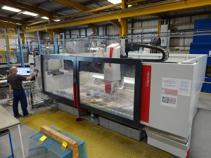 Intermac glass processing machine at Zytronic Newcastle site.blog