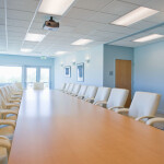 LEDVANCE lighting solutions are ideal for offices and conference rooms_