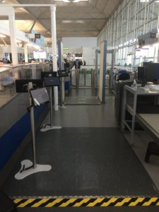 MAG selects R&S QPS security scanners for Stansted Airport