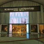 b0105br - Digital signage powered by BrightSign at Robinson & Co. department store, Dubai_Image 1_sml