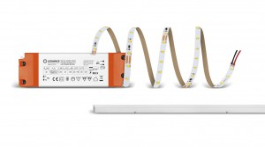 blog.New LEDVANCE LED Strip Lighting debuts at ELEX Coventry 2019