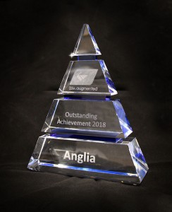 c0421an.blog - STMicroelectronics presents Anglia with Outstanding Achievement Award 2018