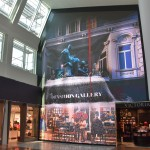 d0103br - BrightSign players power huge LED wall at The Fashion Gallery in Vienna International airport shopping plaza_image 1_sml