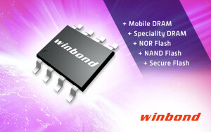 e0212an - Anglia has announced an expanded DRAM and Flash Memory range following a partnership with Winbond_sml