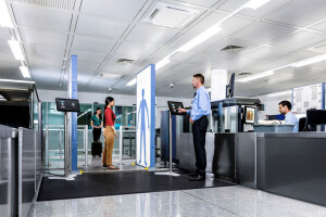 sml.QPS201 Security Scanner from Rohde Schwarz
